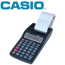 Calculadoras Casio Con Rollo Impresoras Importadora