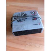 Calefactor Y Ventilador Eléctrico Portátil