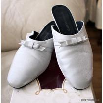 Victorias Secret Zapatos Puntillas Fiesta Raso 35