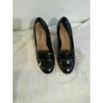Zapatos Cuero Negro Marquis N° 39