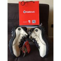 Zapatos De Seguridad Edelbrock Femeninos Talla 36. Nuevos!