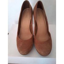 Zapatos Mujer Via Uno Cafe 40