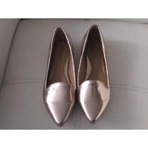 Fino Zapato Sin Taco, Tipo Ballerinas, Topshop, Talla 39 M