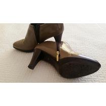 Zapato Charol Beige Gacel N°38