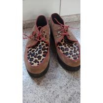 Zapatos Con Plataforma N° 40