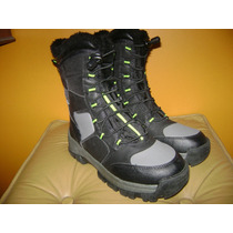 Super Botas Nieve Agua Weather Spirits Imp. Del 40 Al 44 New