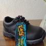Zapato Colegio Cordón Niño T-28 (colloky Nuevo 100% Cuero