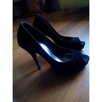 Zapatos Marquis Gamuza