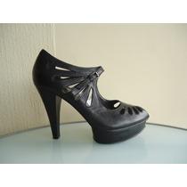 Sandalias Zapatos Nine West Nº 36,5 Negros