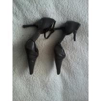 Zapatos Taco Alto