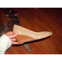 Zapatos Gacel 37 Nuevos (2 Posturas)
