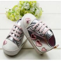 Zapatos Bebe Niña Nuevos