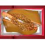 Chalas De Leopardo Con Plataforma N°40