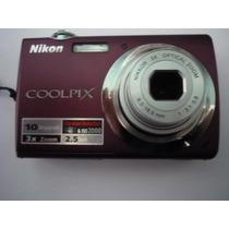 Camara Nikon Coolpix 10 M - 3x Zoom Optico