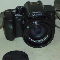 Panasonic Lumix Dmc-fz20 De 12 Aumentos Y 5 Mp. Para Reparar