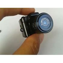 Mini Camara Espia Version Hd Real Graba 10 Horas Continuas