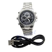Reloj Con Mini Camara Hd Incorporada.