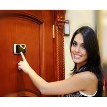 Visor Puerta Ojo Magico Seguridad Camara Lcd 3,5 Seguridad