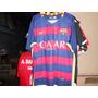 Camiseta Nueva Barcelona - Talla L - Messi