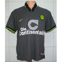 Camiseta Borussia Dortmund, 1995 - 1996, Nike, Talla M