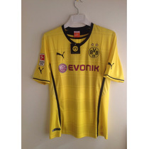 Camiseta Borussia Dortmund Talla L Reus Entrega Inmediata