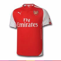 Camiseta Del Arsenal