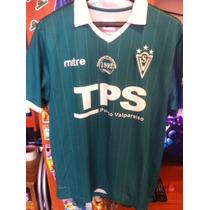 Camiseta Santiago Wanders 2015 Nro 21 Marca Mitre Talla L
