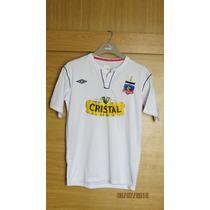 Camiseta De Colo Colo 2012 Umbro Talla S