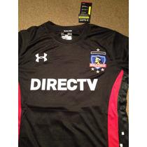 Camiseta Colo Colo 2015 Negra