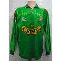 Camiseta Audax Italiano, Umbro, Año 1997, #23 Lucca