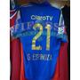 Camiseta U De Chile Oficial De Plantel 2014 G.espinoza