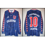 Camiseta Universidad De Chile 1996 Leo Rodríguez