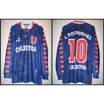 Camiseta Universidad De Chile 1996 Leo Rodríguez