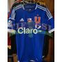 Camiseta U De Chile 2012 Oficial, Techfit , Rodriguez