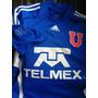 Camiseta Universidad De Chile 2009/2010 Talla L