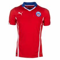 Camiseta Chile Campeones 2015 Puma