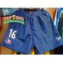 Shorts Seleccion Chilena Oficial Sudafrica 2010 En Tifossi