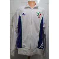 Chaqueta Italia, Adidas, Mundial Sudáfrica 2010, Talla Xl