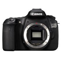 Canon 60d Cuerpo Nueva Sellada Garantía
