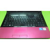 Notebook Samsung Np300e4a Rosado