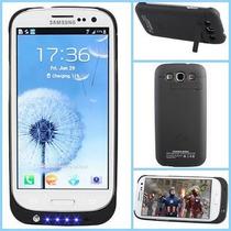 Carcasa Batería Externa Recargaba Para Samsung Galaxy S3
