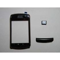 Carcasa O Tapa Delantera Para Blackberry Storm Completa