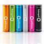 Cargador Bateria Portatil Fusiongadi 2600 Mah Iphone Samsung