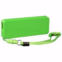 Cargador Bateria Portátil Slim 5.200mah Externo Powerbank