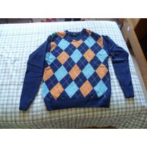 Sweater 100% Lana. ¡nuevo! Talla M