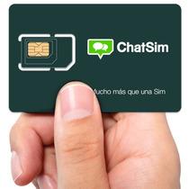 Sim Internacional Chatsim World - Para Chatear En El Mundo.