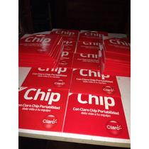 Venta De Chip Claro Solo X Mayor