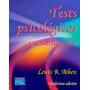 Test Psicologicos Y Evaluacion