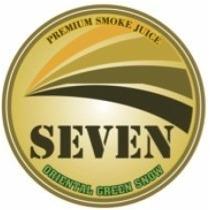 Liquido 10ml Premium Nicotina Seven-juice 18mg-24mg