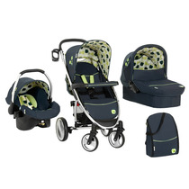 Coche Bebe Travelsystem Hauck Malibu Xl All In One